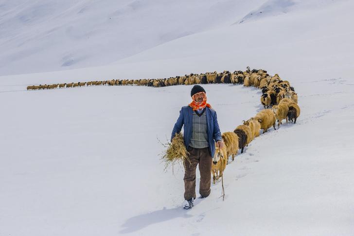 Фото №1 - Один кадр: Турция