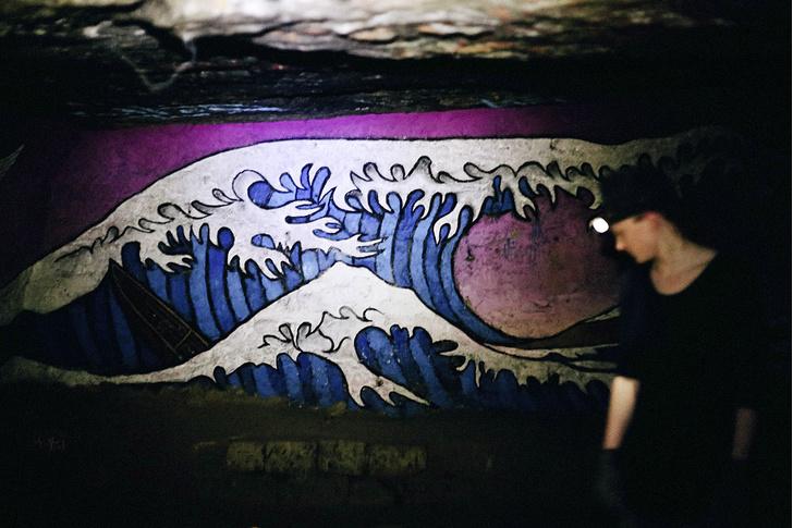 Фото №8 - Глубина свободы: катакомбы Парижа