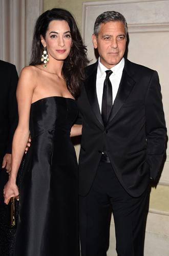 Фото №12 - Джордж и Амаль Клуни: история любви
