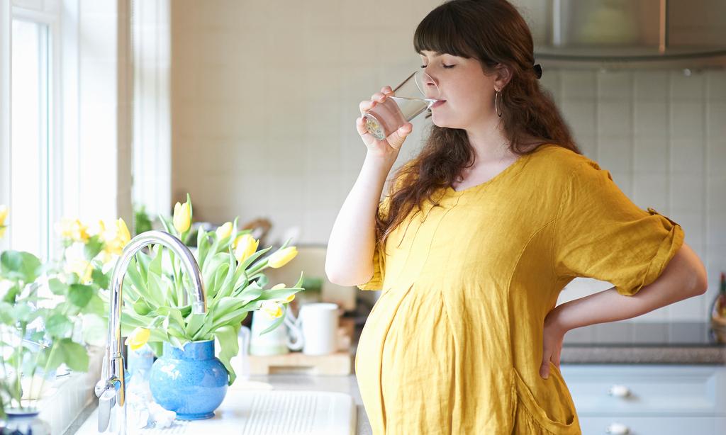 Чем опасны отеки при беременности