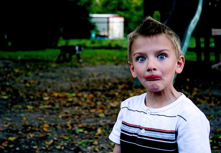 Фото №1 - «У меня на телефоне нет игр» и еще 9 примеров того, как ты врешь ребенку