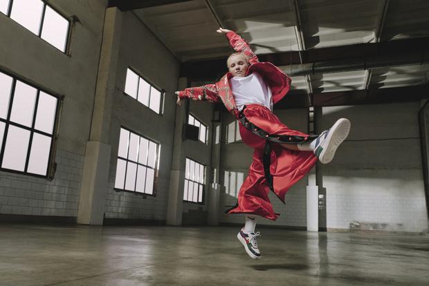 Фото №1 - Арина Кулагина: «Танцуй, даже если жизнь подкидывает трудности»
