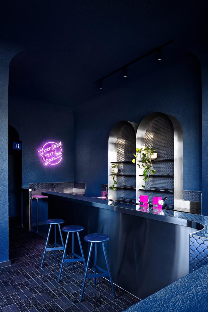 Фото №2 - Стиль диско: ресторан Billie Buoy в Мельбурне