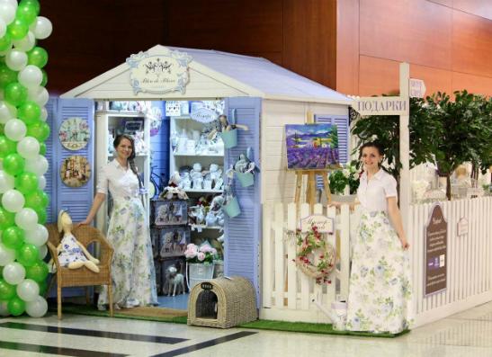 Фото №1 - Мастерская JARDIN Bleu de Blanc открылась в Москве
