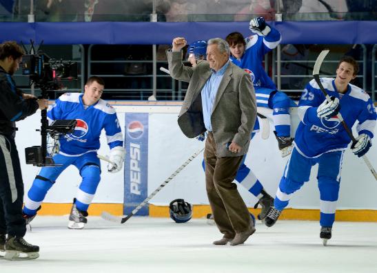 Фото №2 - Хоккеист Артем Дорофеев: о спорте, девушках и вкусе победы