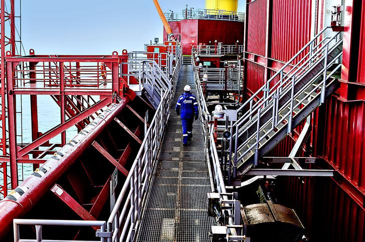 Фото №8 - Своя Арктика: как добывают нефть на Арктическом шельфе