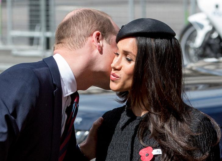Фото №1 - Почему Меган Маркл так важна для принца Уильяма