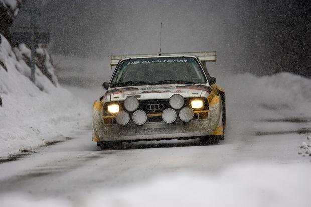 Фото №2 - Юбилей quattro: 40 лет под капотами Audi