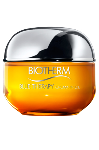 Фото №5 - Проверено Marie Claire: Blue Therapy Cream-In-Oil от Biotherm