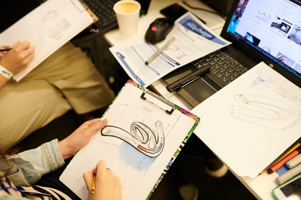 Фото №2 - Дизайн-конкурс Roca One Day Design Challenge