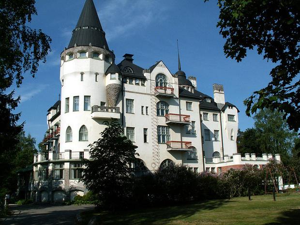 Фото №4 - Попасть в сказку: 10 отелей-замков для романтических выходных