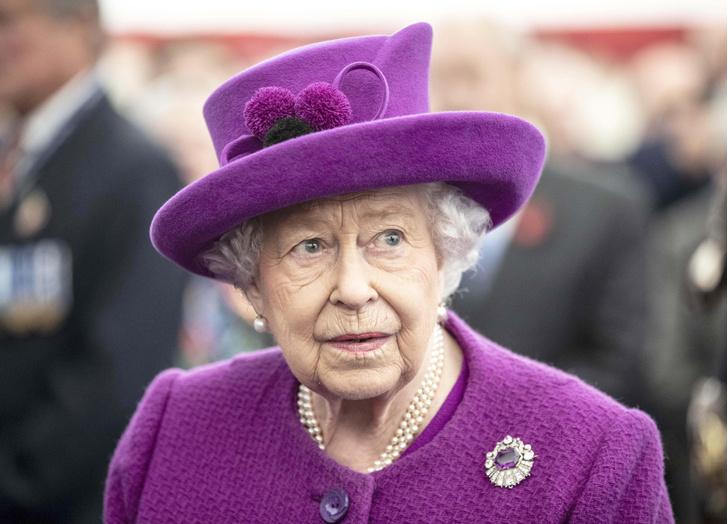 Елизавета II сделала официальное заявление после нескольких дней раздумий.