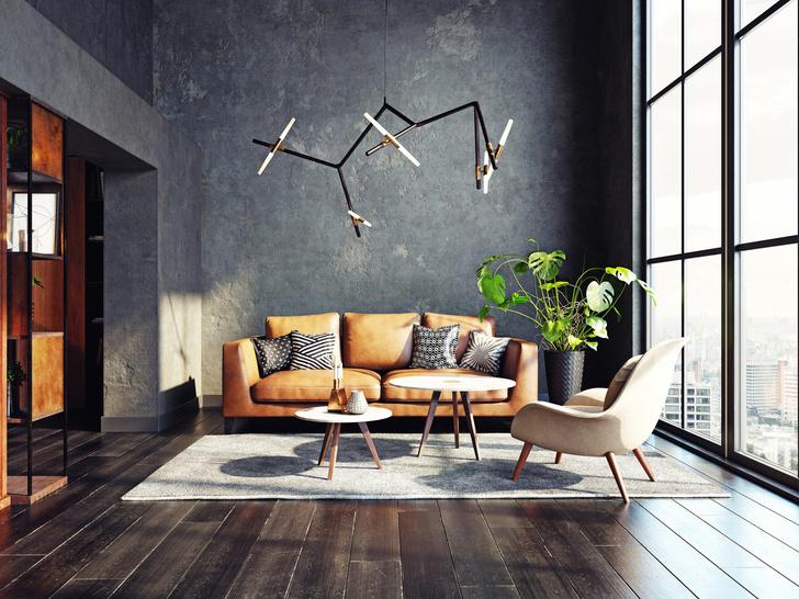 Фото №1 - Как оформить квартиру в стиле лофт: советы дизайнера