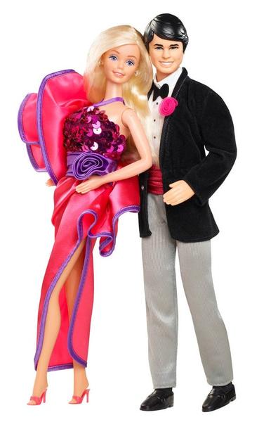 Фото №7 - Это вам не игрушки: захватывающая история любви Барби и Кена