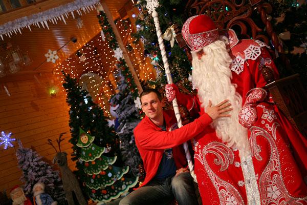 Фото №6 - Тайная жизнь Деда Мороза