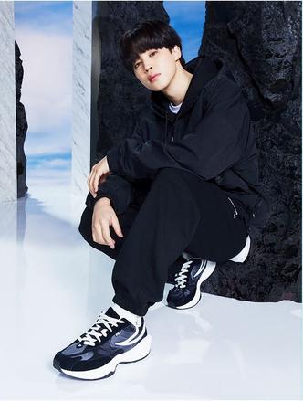 Фото №3 - Как модно одеться в спортивном стиле: показывают BTS в рекламе FILA Korea