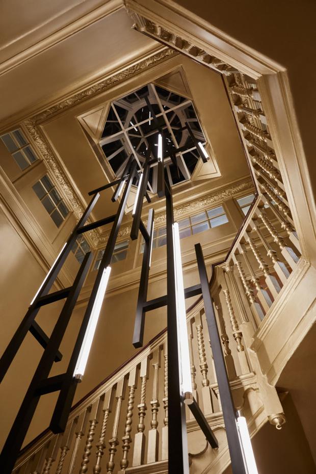 Фото №14 - Новый бутик в Лондоне по дизайну Dimorestudio