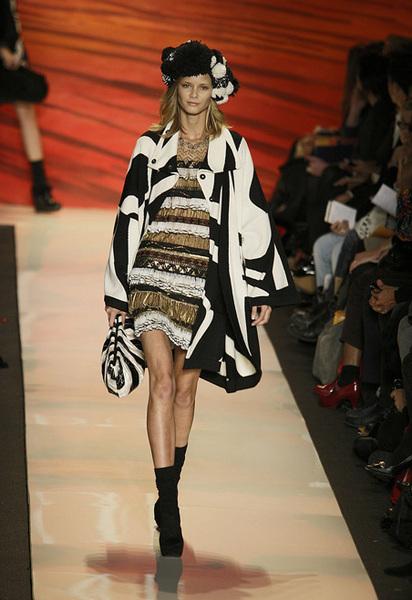 Фото №17 - Показ Marc Jacobs шокировал Неделю Моды