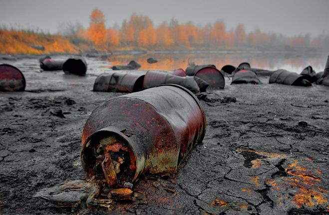 Фото №8 - Филиалы ада на Земле: 5 мест, где почему-то живут люди