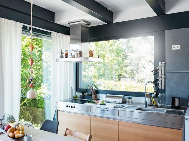 Фото №3 - Как правильно обустроить большую кухню