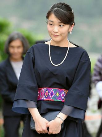 Фото №4 - Японские Ромео и Джультетта: почему принцесса Мако и ее возлюбленный никак не могут пожениться
