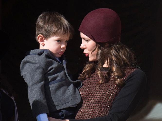 Фото №20 - Сильные гены: как выглядят потомки принцессы Монако Грейс Келли