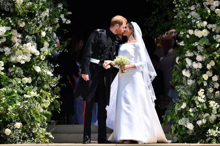 Фото №12 - Самые красивые королевские свадьбы со всего мира 💍