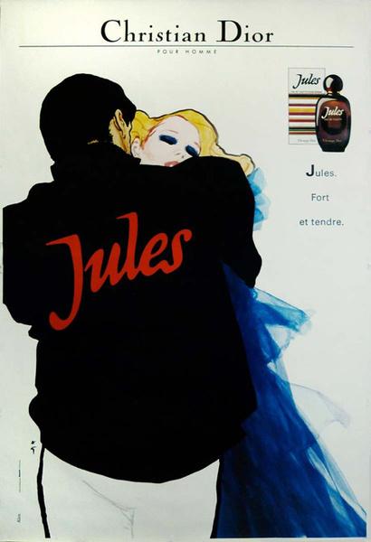 Фото №4 - Возвращение легенды: мужской аромат Dior Jules