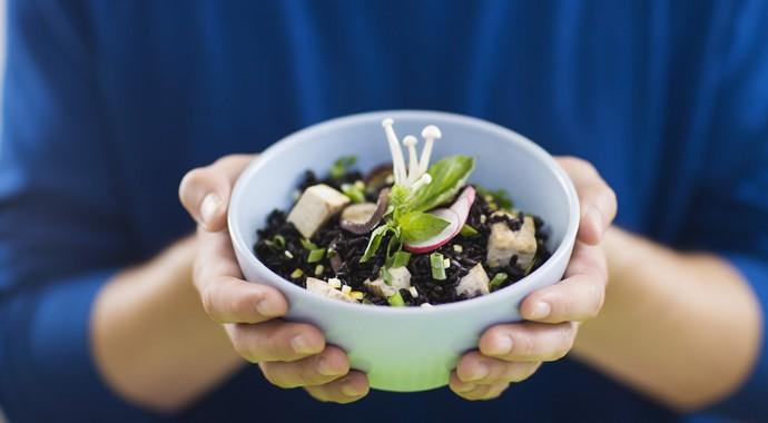 Стать вегетарианцем в зрелом возрасте: плюсы и минусы