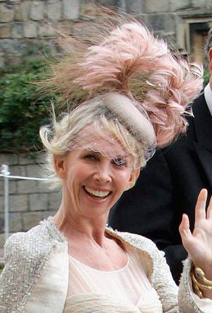 Фото №12 - 25 необычных шляп на королевских свадьбах