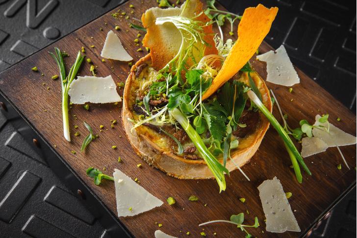 Фото №2 - Блюда с грибами по европейским рецептам
