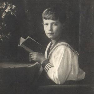 Фото №1 - Дети Николая II