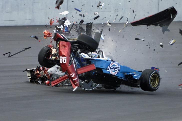 Фото №4 - Известный пилот и паралимпийский чемпион Алекс Дзанарди попал в страшную аварию. Опять…
