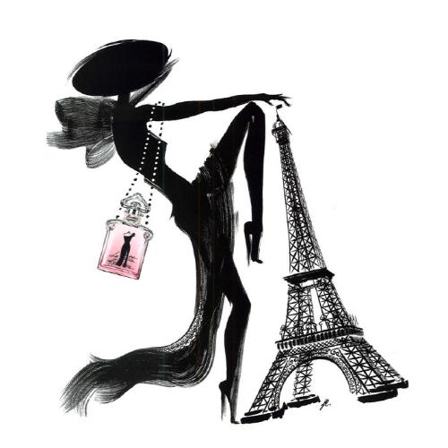 Фото №10 - Париж, который дышит духами и туманами