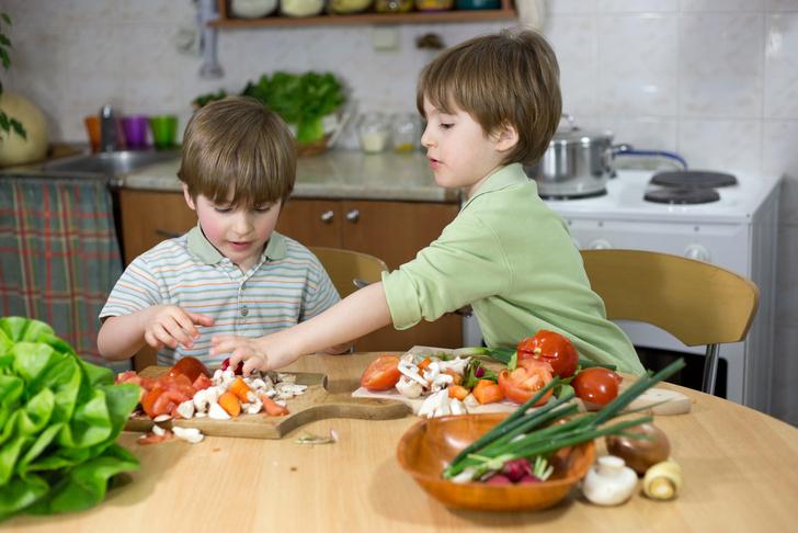 Можно ли детям грибы и со скольки лет