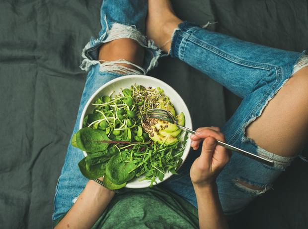 Фото №1 - Салаты для похудения: 6 идеальных летних рецептов
