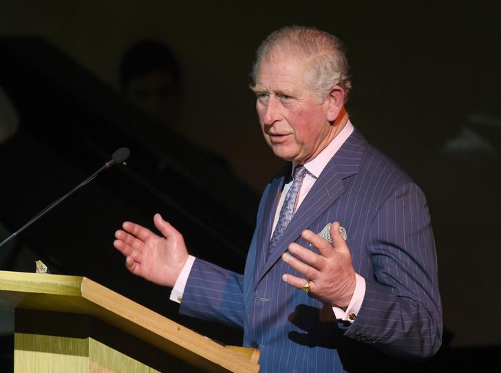 Фото №1 - Неожиданная причина, почему принц Чарльз призывает британцев заниматься йогой