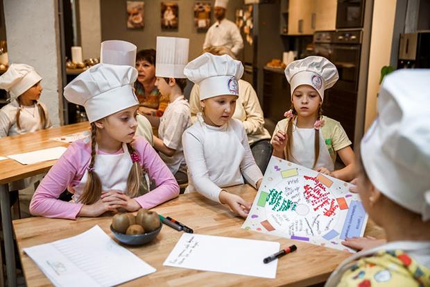 Фото №2 - В Международный день повара состоялся праздничный мастер-класс