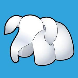 Фото №5 - Как сложить слона из полотенца