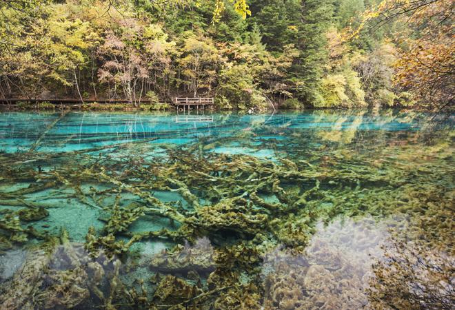 Озера Китая фото