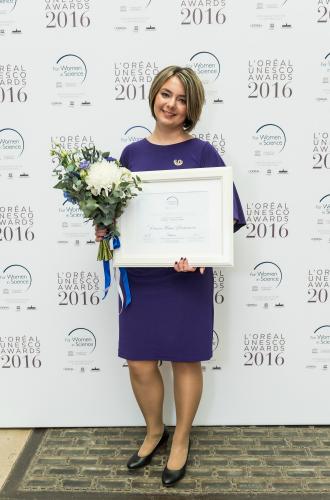 Фото №4 - L'oreal и Unesco назвали самых талантливых и перспективных женщин-ученых России