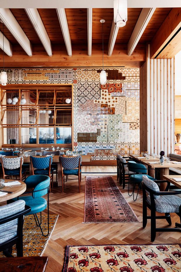 Фото №11 - Отель Austin Proper Hotel по дизайну Келли Уэстлер