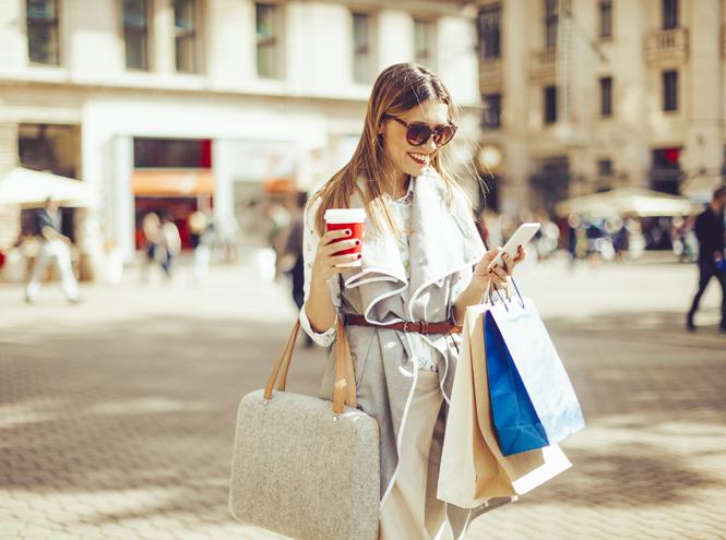 Фото №1 - Смарт шоппинг как новый тренд