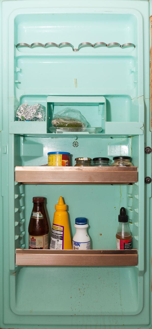 Фото №57 - Что лежит в холодильнике у жителей разных стран: 54 любознательных фото