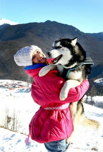Фото №7 - Побег из Москвы: идеальный девичник в горах