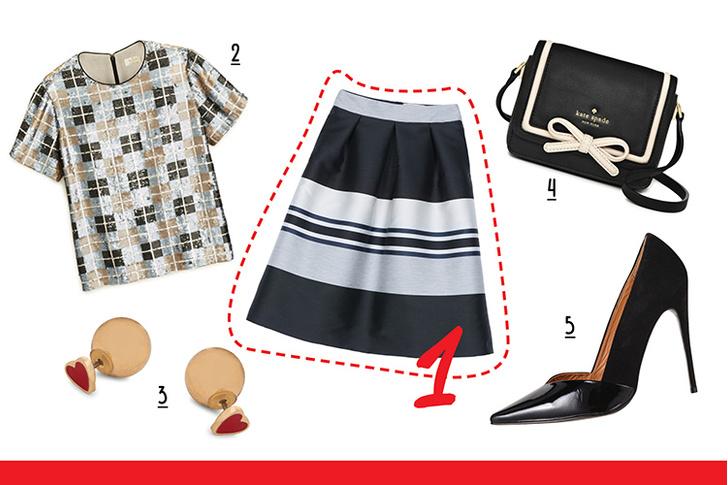 Фото №5 - С чем носить юбку-миди