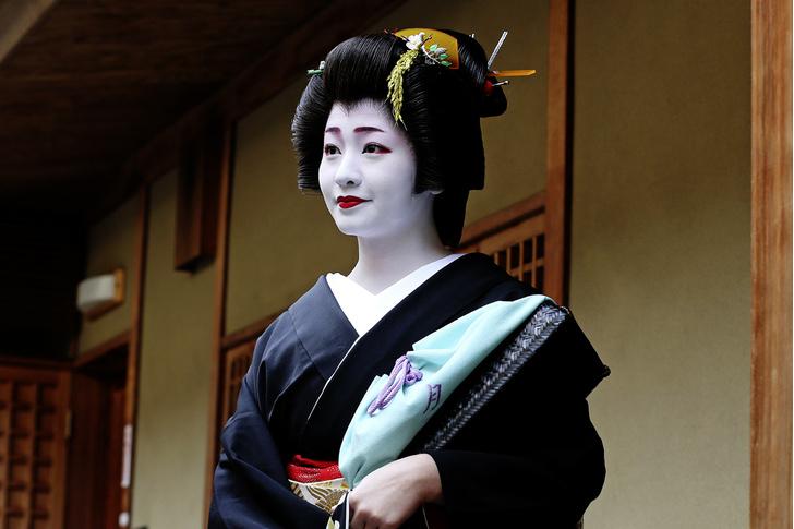 Фото №1 - Рабочий момент: под сенью сакуры в цвету