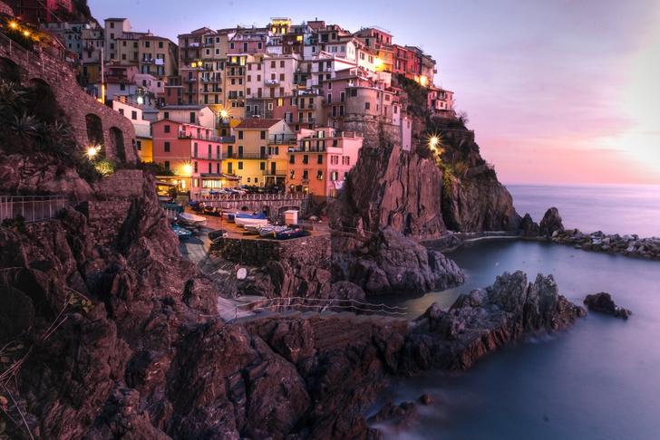 Фото №2 - Жизнь на краю: 10 городов на скалах
