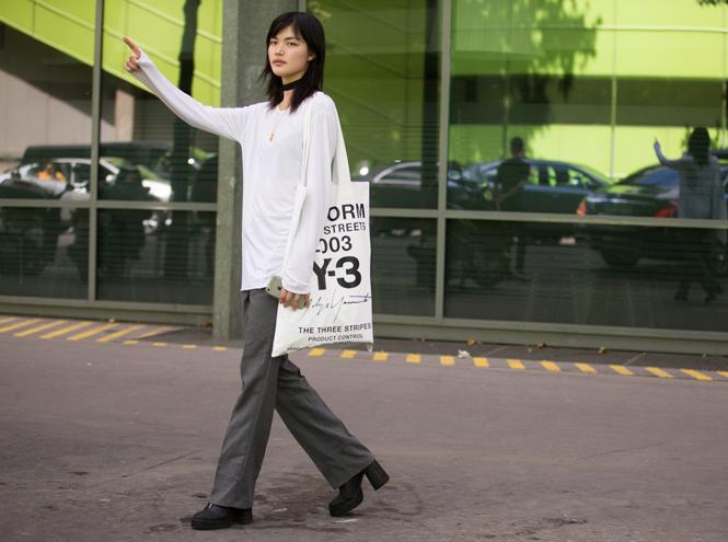 Фото №42 - С рынка на подиум: невероятные похождения сумки-тоут