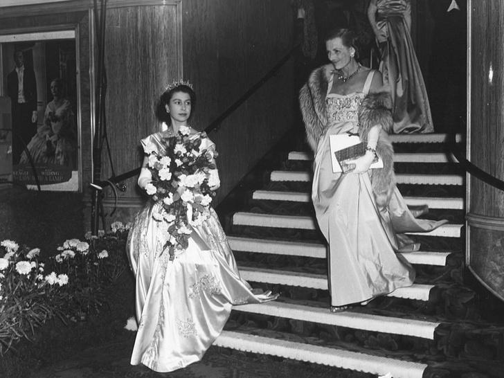 Фото №2 - Запретный роман: была ли у принца Филиппа любовная связь с русской балериной Галиной Улановой?